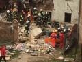 В Польше рухнул многоквартирный жилой дом, есть жертвы