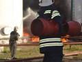 ГСЧС: Спасатели не могут установить связь с одним из пожарных