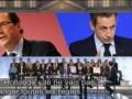 Олланда и Саркози расспросили о ЕС и экономике