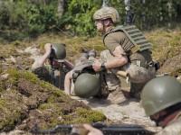 Под Черниговом соревновались военные медики