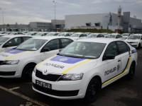 Нацполиция получила 400 авто украинского производства