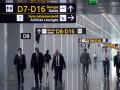 В день финала Евро-2012 Борисполь обслужил рекордное количество рейсов и пассажиров