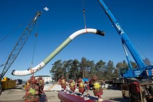Европейские компании профинансируют Северный поток-2