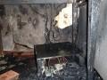 Во время пожара в киевской квартире погиб мужчина