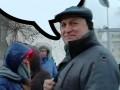 Харьковчане за деньги вышли на фейковый митинг в поддержку маньяка