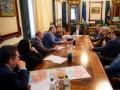 Зеленский встретился с представителями медиагрупп: детали