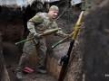 На Донбассе за день четыре обстрела, сбит дрон