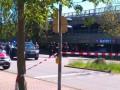 В Германии вооруженный мужчина открыл стрельбу в киноцентре