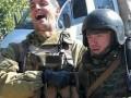 Моторола жив, он провел ночь с Гиви - российские СМИ