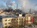 В Авдеевке остановили работу коксохимического завода