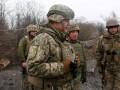 На Донбассе прошли учения с боевой стрельбой