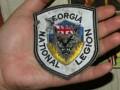 Грузинский легион в составе ВСУ принимает американцев