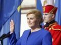 Президент Хорватии отказалась ехать на Парад победы в Москву
