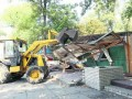 Суд Киева разрешил снос комплекса зданий в Гидропарке