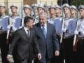Зеленский и Нетаньяху начали переговоры в Киеве