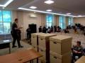 ЦИК пересчитала голоса в одномандатном округе №50