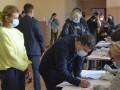 Текущая явка на местных выборах в Киеве 16%