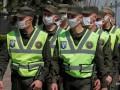 В Киеве усилили меры безопасности