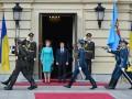 Зеленский встретился с президентом Словакии Зузаной Чапутовой