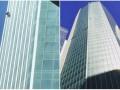В Москве экстремал без страховки залез на небоскреб