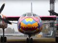 Второе дыхание: самолет АН-24 превратили в произведение искусства