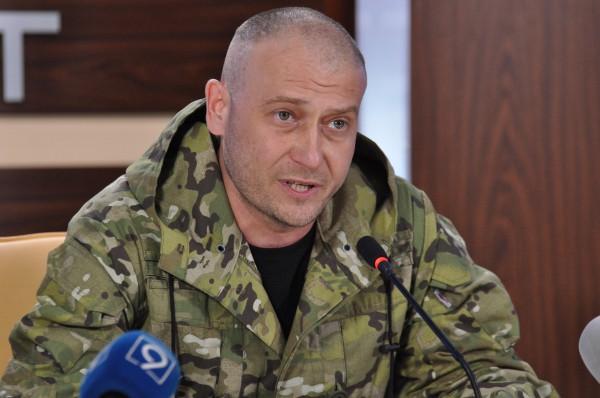 В штаб Правого сектора поступила информация, что у России есть планы вторжения в Украину