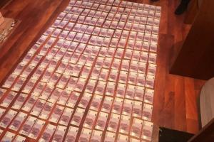 """Тысячи фальшивых евро с оккупированного Донбасса """"сплавляли"""" в Киеве - СБУ"""