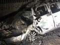 В Одесской области взорвалось авто с людьми