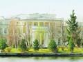 Белый дом Порошенко: кандидат в президенты показал свою усадьбу