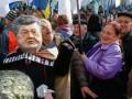 Им нужна кровь - Порошенко об организаторах протестов
