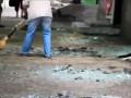Амвросиевка после ночных боев: видео с места событий