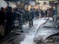 В результате серии взрывов в Багдаде погибли 25 человек