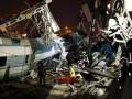 Авария поезда в Анкаре: возросло число погибших