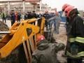 В Тернополе из-за оползня погиб строитель