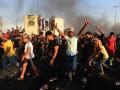 Во время столкновений в Багдаде погибли двое протестующих
