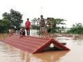 В Лаосе прорвало дамбу, сотни людей смыло потоком