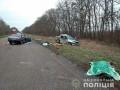 Трое погибших: На Черниговщине крупное ДТП