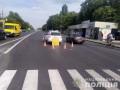 В Харькове в ДТП пострадал 9-летний мальчик