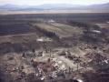 Страшные последствия пожаров в Хакасии 2015 сняли с воздуха