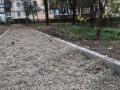 В Черновцах проигравший кандидат забрал назад брусчатку со двора - СМИ