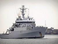 Британский H87 досрочно добрался до Черного моря