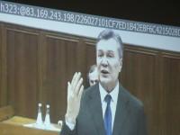 Янукович допускает причастность Левочкина к разгону Майдана