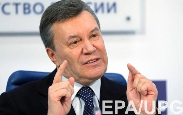 Суд снял арест с денег окружения Виктора Януковича