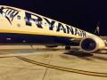 Ryanair увеличивает частоту полетов в Украину