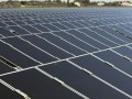 На Закарпатье заработала первая солнечная электростанция