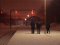 В Киеве под колесами поезда погиб парень