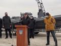 США выделили четыре млн долларов помощи морской охране Украины