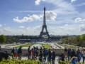 В Париже задержали автобус с украинскими туристами