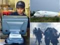 День в фото: Boeing на дороге, протесты в Чили и дочь Обамы в ресторане