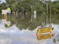 Вслед за пожарами Австралию охватили наводнения